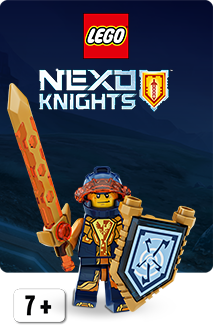 meer Nexo Knights bij Alternate.be