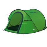 High Peak Vision 3P tent Groen