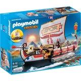 PLAYMOBIL History - Romeins galeischip 5390