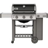 Weber Genesis II E-310 GBS barbecue Zwart, Grilloppervlak: 68 x 48 cm