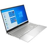 "HP Pavilion 15-eh0020nb, 15.6""  laptop Zilver, AZERTY, 1 TB, Radeon Graphics, Win 10"