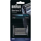 Braun Scheerkop Combipack 32S Zilver