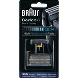 Braun Scheerkop combipack 30B Zwart