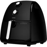 Inventum Hetelucht friteuse GF400HL frituurpan Zwart, 4 liter