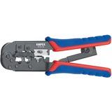 Knipex Krimptang voor Western-stekkers 975110 RJ 11/12/45