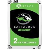 Seagate BarraCuda, 2 TB Harde schijf ST2000DM006, SATA 600