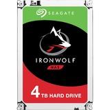 Seagate IronWolf, 4 TB Harde schijf ST4000VN008, SATA 600, 24/7