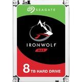 Seagate IronWolf, 8 TB Harde schijf ST8000VN0022, SATA 600, 24/7