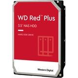 WD Red, 4 TB Harde schijf SATA 600, WD40EFRX, 24/7, AF, Bulk
