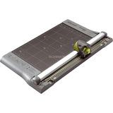 Rexel SmartCut A425 4-in-1 Rolsnijmachine A4 snijapparaat Grijs/groen