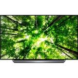 "LG OLED77C8LLA 77"" oled-tv 4x HDMI, 3x USB, Optisch, Bluetooth, LAN, WLAN, HDR, Dolby Atmos"