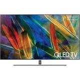 """Samsung QE55Q8F 2017 55"""" Ultra HD qled-tv  4x HDMI, 3x USB, DVB-TCS2(T2 Ready) x2, CI+, LAN, WLAN"""