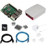 Raspberry Pi Foundation Pi 3 B+ Starter Kit Set7 mini-pc Wit