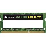 Corsair ValueSelect 8 GB DDR3L-1600 werkgeheugen CMSO8GX3M1C1600C11, ValueSelect, LV