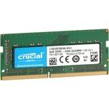 Crucial 8 GB DDR4-2400 werkgeheugen CT8G4SFS824A