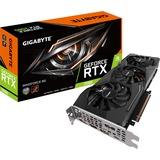 GIGABYTE GeForce RTX 2080 WINDFORCE grafische kaart HDMI, 3x DisplayPort, USB-C, SLI