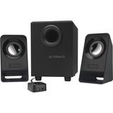 Logitech Multimedia Speakers Z213 luidspreker Zwart