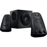 Logitech Speaker System Z623 pc-luidspreker Zwart, Retail