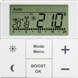 eQ-3 MAX! Wandthermostat+ thermostaat Wit