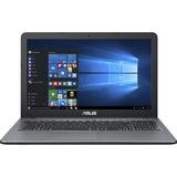 "ASUS Vivobook X540UA-DM1225T, 15.6""  laptop Zilver, AZERTY, 256 GB, HD Graphics, Win 10"