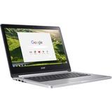 "Acer CB5-312T-K2LM , 13.3""  Chromebook Zilver, AZERTY, 64 GB, Imagination GX6250, Chrome OS"