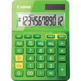 Canon LS-123K rekenmachine Groen