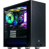 ALTERNATE Gamer iCUE Certified RTX 2060 pc-systeem 16 GB, Gb-LAN, Windows 10