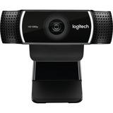 Logitech C922 Pro Stream Webcam Zwart