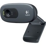 Logitech HD Webcam C270 Zwart