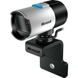 Microsoft LifeCam Studio for Business webcam Zwart/zilver, Retail