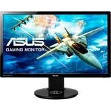 "ASUS VG248QE 24"" Gaming Monitor Zwart, DVI-D, HDMI, DP, Sound, 3D-ready"