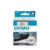 Dymo D1 Standard 9mm x 7m labelprinter-tape printlint