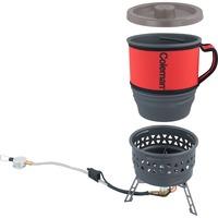Coleman  FyreStorm PCS gaskooktoestel Zilver/zwart, 2200 W