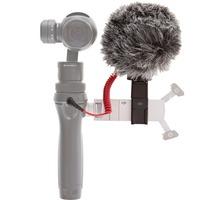 DJI RODE VideoMicro & Osmo Quick Release 360° Mic Mount microfoon P45