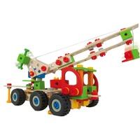 Heros Constructor kraanwagen 7-in-1, 190-delig