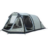 High Peak Lakeside Air 4 tent Grijs/antraciet