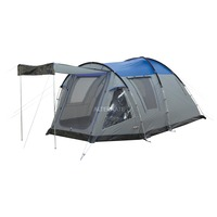 High Peak Santiago                    5P tent Grijs/blauw