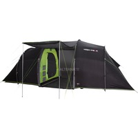High Peak Tauris                      4P tent Antraciet/groen