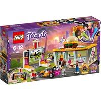LEGO Friends - Go-kart diner 41349