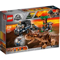 LEGO Jurassic World - Gyrobolontsnapping van Carnotaurus 75929