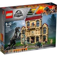 LEGO Jurassic World - Indoraptorchaos bij Lockwood Estate 75930
