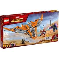 LEGO Marvel Super Heroes - Thanos: het ultieme duel 76107