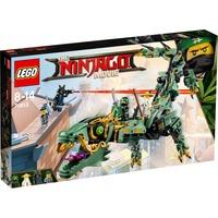 LEGO The Ninjago Movie - Groene Ninja mecha draak 70612