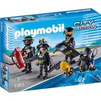 PLAYMOBIL City Action - SIE-team 9365
