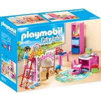 PLAYMOBIL City Life - Kinderkamer met hoogslaper 9270