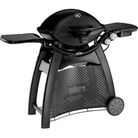 Weber Q 3200 Station Black Zwart