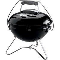 Weber Smokey Joe Premium Black barbecue Zwart, Grilloppervlak: Ø 37 cm