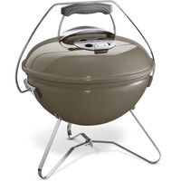 Weber Smokey Joe Premium Smoke Grey barbecue Grijs, Grilloppervlak: Ø 37 cm