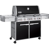 Weber Summit E-670 GBS System Edition barbecue Zwart