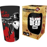 Hole in the Wall The Walking Dead: Daryl Premium Large glass